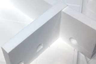Piepschuim verpakkingsmateriaal