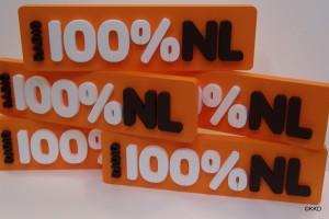 Piepschuim logo 100 NL