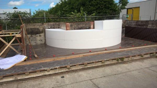 EPS beton bekisting